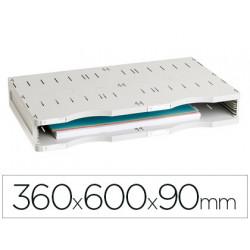 Archivador modular archivo 2000 archivodoc estandar 1 casilla tamaño din a3