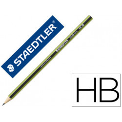 Lapices de grafito staedtler wopex ecologico hb unidad