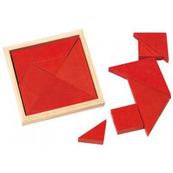 Juego goula didactico tangram 2 madera