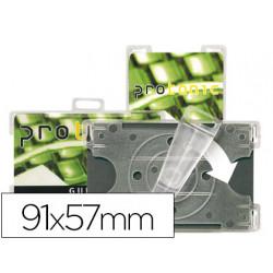 Identificador 3l office para tarjetas de seguridad 91x57 mm rotacion vertic