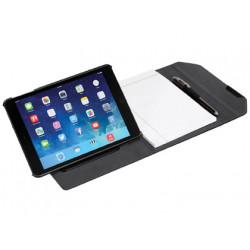 Funda fellowes con carcasa multifuncion para ipad air/2 mobile pro de luxe