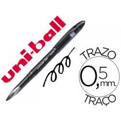 Boligrafo uniball roller air uba188m 05 mm tinta liquida negro