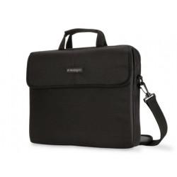 Maletin para portatil kensington sp10 classic sleeve 156 negro 381x64x324
