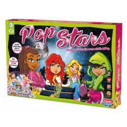 Juego de mesa falomir pop stars