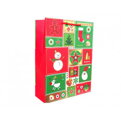 Bolsa para regalo arguval detalles navidad