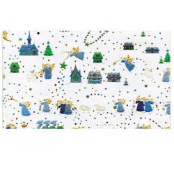 Papel regalo arguval navidad turnowsky 14 50x70 cm
