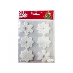 Pegatina gel para ventana blister modelos surtidos