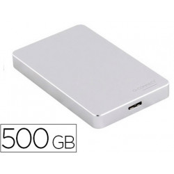 Disco duro qconnect 3 externo 500gb usb 30