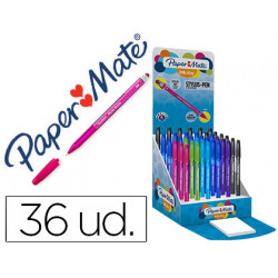 Boligrafo paper mate inkjoy stylus con puntero para pantalla tactil exposit