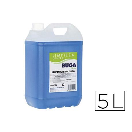 Limpiador multiusos buga clean garrafa 5 litros