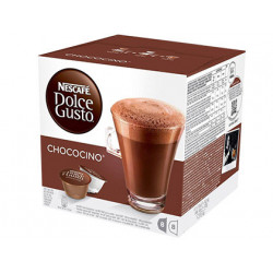 Chocolate dolce gusto monodosis caja de 16 unidades