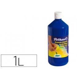 Tempera pelikan escolar 1000 ml 742/1000ml azul ultramar n 120