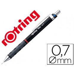 Portaminas rotring tikky 07 mm negro