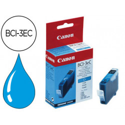 Inkjet canon bci3ec orig bjc 3000 6x00 s400 450 500 520 530d 600 630 750