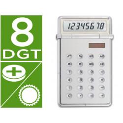 Calculadora p914 sobremesa solar y pilas