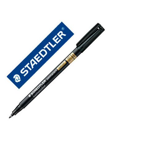 Rotulador staedtler lumocolor retroproyeccion punta de fibra permanente spe