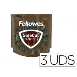 Cuchilla fellowes para cizallas neutron / neutron plus / proton / electron