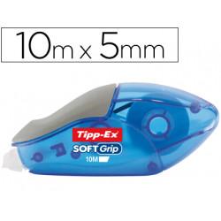 Corrector tippex cinta grip 5mmx10mt