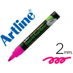 Rotulador artline pizarra verde negra epw4 vi color violeta bolsa de 4 rot