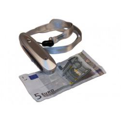 Detector qconnect de billetes falsos de bolsillo