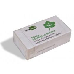 Goma liderpapel ecologica blanca