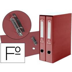 Modulo liderpapel 2 archivadores folio 2 anillas mmecanismo de palanca 75mm