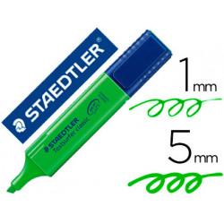 Rotulador staedtler textsurfer classic 364 fluorescente verde