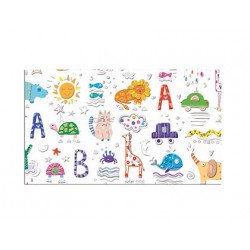 Papel regalo arguval turnowsky baby animals