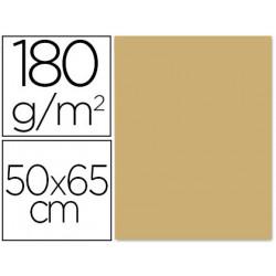 Cartulina liderpapel 50x65 cm 180 gr avellana unidad