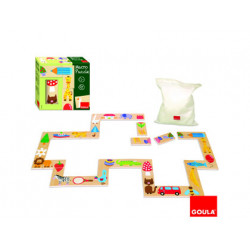 Puzzle goula macro puzzle 28 piezas
